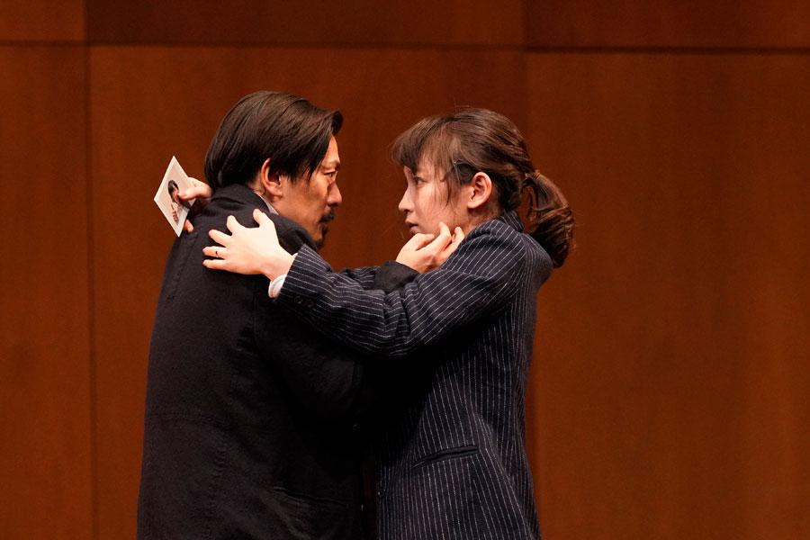 森田 剛 舞台
